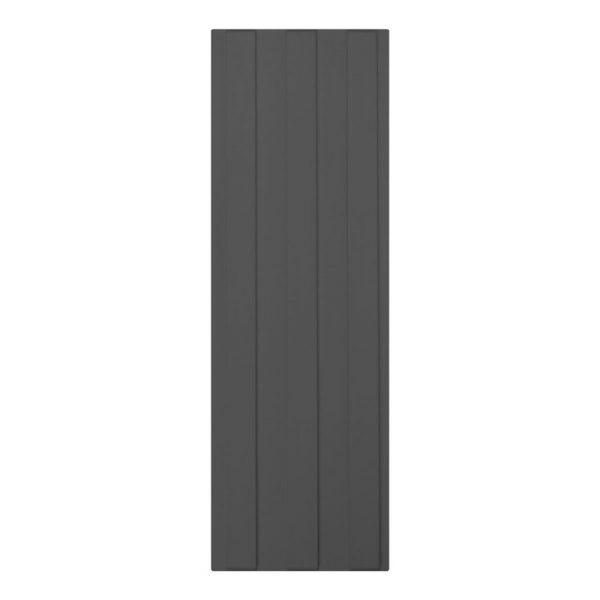 BP1011544 ledelinje flis i mørk grå Desmopan 45 x 15 cm