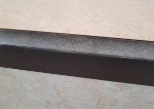 BP101411 trappenese laget i aluminium med Forbo gulvbelegg
