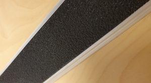 Trappenese med PVC fritt ilegg