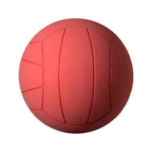En rød Torball
