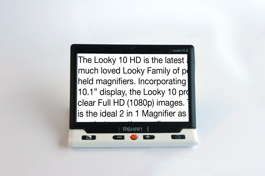 digital lupe Looky 10 HD